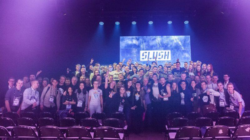 Slush 2016 Day 1