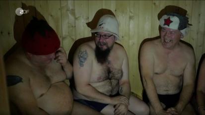 Heute in Europa – Sauna bus