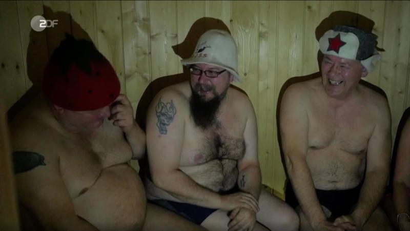 ZDF Sauna bus
