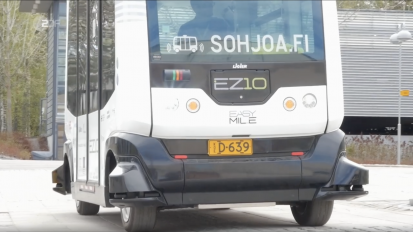 ZDF Self-driving bus