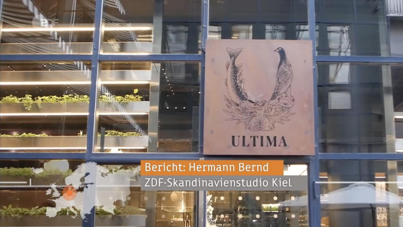 ZDF Ultima Restaurant