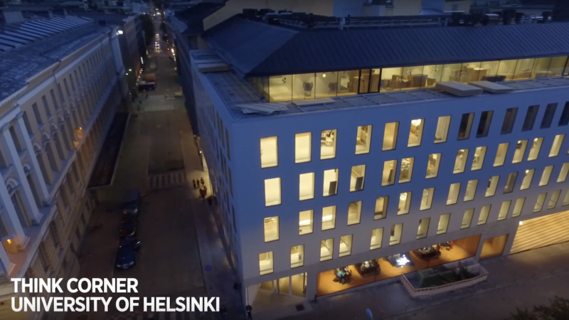 Helsinki Challenge Award Party Trailer